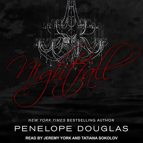 Nightfall Audiobook By Penelope Douglas cover art