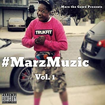#MarzMuzic, Vol. 1