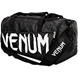 Venum Sparring Bolsa de deporte, 63 liters, Negro (Nero/bianco)
