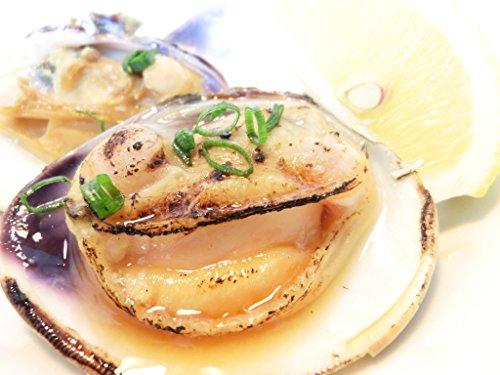 ホンビノス貝(大あさり) 千葉県産 1kg バラ凍結・ホンビノス貝1kg・