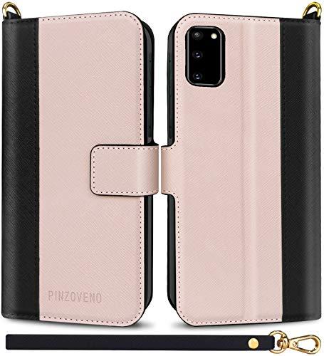 Cover per Samsung Galaxy S20 Fe, Custodia Flip con Supporto per Scheda