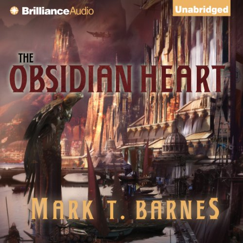 The Obsidian Heart cover art