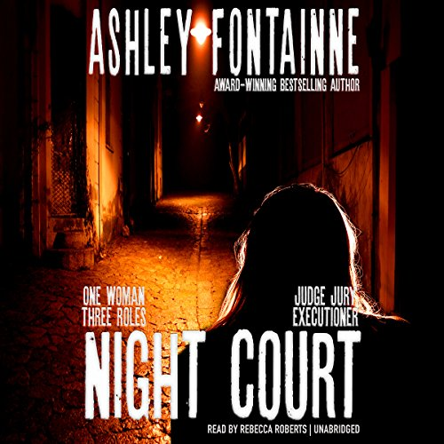 Night Court audiobook cover art