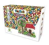 PlayMais Basic XL Juego de construcción para niños a Partir de 3 años | 2000 Piezas | estimula la Creatividad y la motricidad niñas y niños | Made in Germany