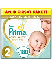 Prima Premium Care 2 Beden 180 Adet Aylık Fırsat Paketi
