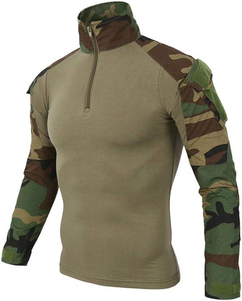 The Mercenary Company Advanced Long Sleeve Combat Shirt