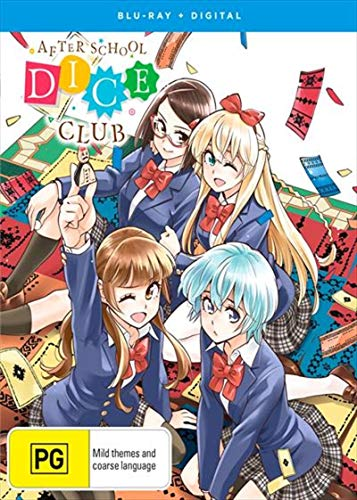 After School Dice Club: The Complete Series [Blu-ray]