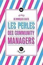Les Perles des community managers - Quand les marques culte font le buzz ! de CM Hall of Fame