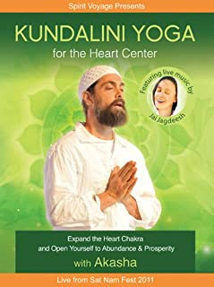 Kundalini Yoga for the Heart Chakra
