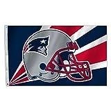 NFL New England Patriots Flagge, 91 x 152 cm