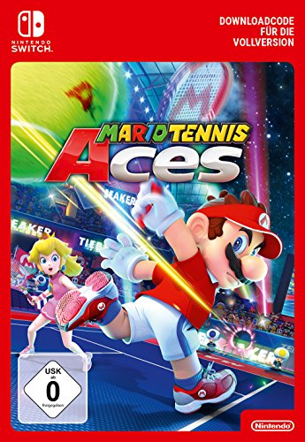 Mario Tennis Aces  | Switch - Download Code