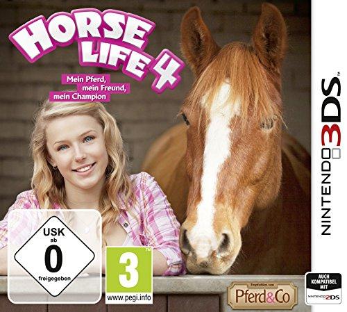 Horse Life 4: Mein Pferd, mein Freund, mein Champion (3DS)