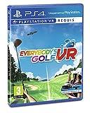 Everybody's Golf PS VR - PlayStation 4 [Edizione: Francia]