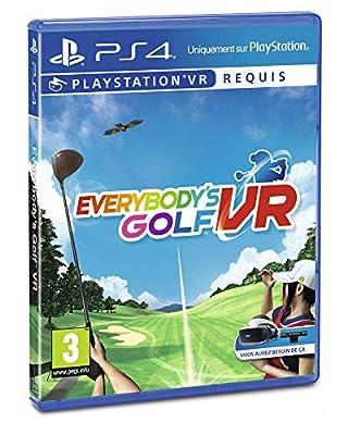 Sony PS4 Everybody's Golf