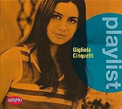 Playlist: Gigiola Cinquetti [Import]