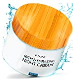Night Face Cream - 100% Organic | New Nano Science in Anti Aging | Nano Purity - The Most Biologically Pure & Potent Product on the Market | Nano Particles Work on Deepest Skin Layers | V Limited Edition