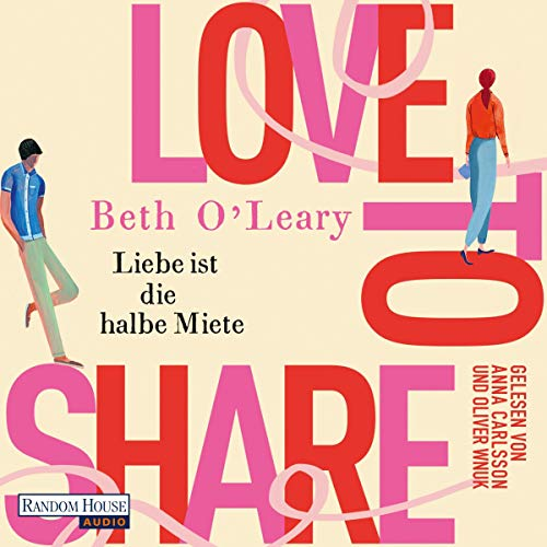 Love to share (German edition) audiobook cover art