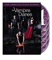 Vampire Diaries: The Complete Fifth Season [DVD] [Import]
