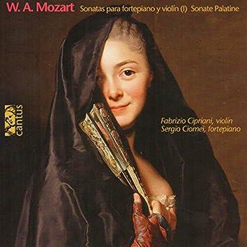 Mozart: Sonate Palatine, K. 301 - 305