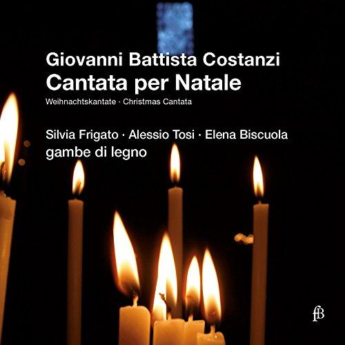 Costanzi: Weihnachtskantate - Cantata per Natale