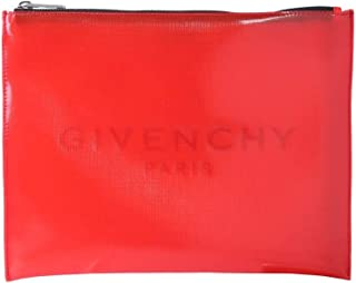 Luxury Fashion | Givenchy Mens BK600JK0JA600 Red Clutch | Spring Summer 19