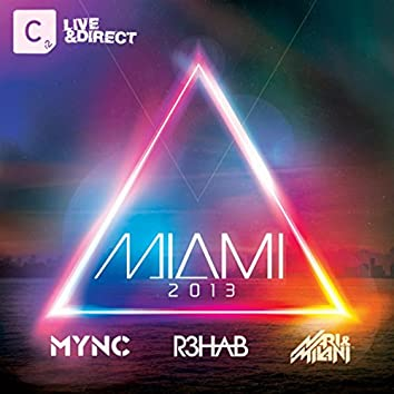 Miami 2013 (Mixed by MYNC, R3hab and Nari & Milani)