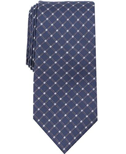 Nautica (NAV5C) Herren Skipper Grid Krawatte, Marineblau, Einheitsgröße