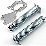 Türfeder Seilzug Reparatursatz Feder Spülmaschine Ersatz für 00754869 754869 Geschierspüler von Koenic