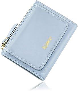 Kattee 大容量 財布 本革 レディース 化粧箱付 人気 RFID保護機能(スキミング防止) 小銭入れ レザー 女性 オシャレ 母の日 誕生日 贈り物