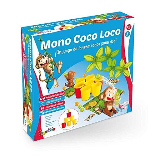 Juego de Mesa Mono Coco Loco para niños .