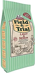 DIETARY NEEDS - Field & Trial Light & Senior is a nutritionally complete dog food, specially developed and formulated for any dog that requires a less energy dense diet.Typically, older or less active dogs or those predisposed to weight gain. It has...