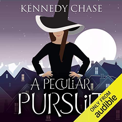 A Peculiar Pursuit audiobook cover art