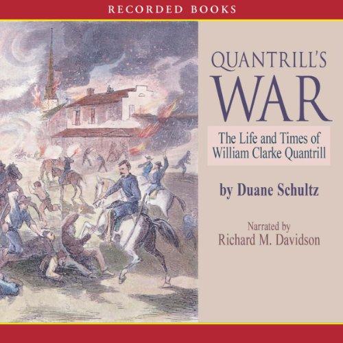 Quantrill's War cover art
