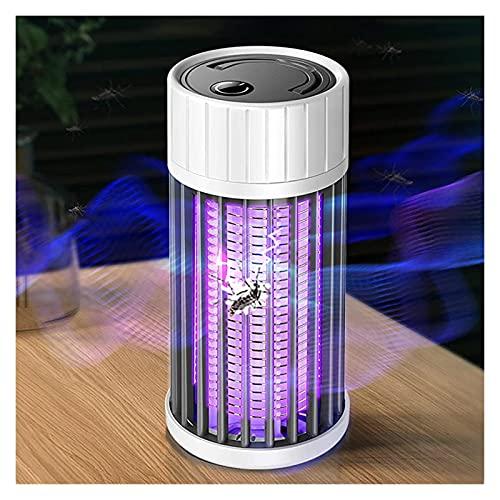 JSY Led Mosquito Killer Lámparas Eléctricas Bug Zapper Insecto Asesino Anti Mosquito Repelente Interior Exterior...