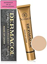 Dermacol Make-up Cover - Waterproof Hypoallergenic Foundation 30g 100% Original Guaranteed (210)