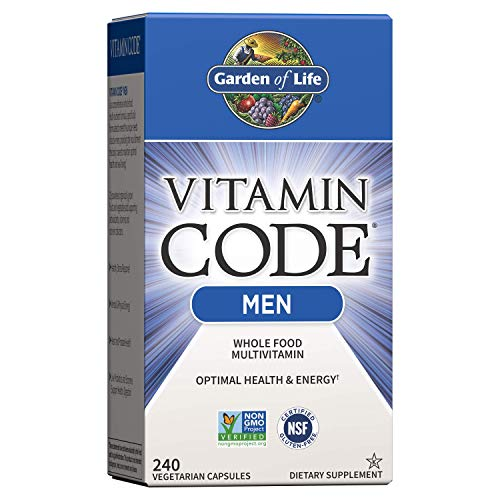 Garden of Life Vitamin Code Whole F…