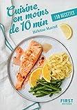 Petit Livre de - Cuisine en moins de 10 min