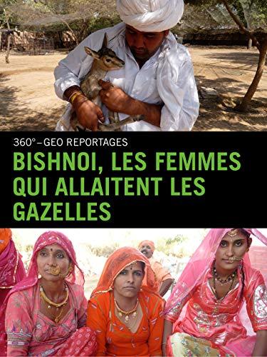 Bishnoi, les femmes qui allaitent les gazelles