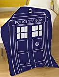 DREAMTEX Doctor Who Tardis Coperta copriletto