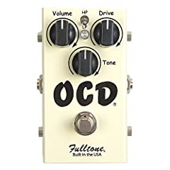 Compulsive Drive Overdrive Guitar Effects Pedal