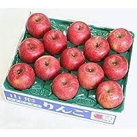 初売り セール りんご 山形県産「大玉サンふじ」 秀品5kg(10〜16個)