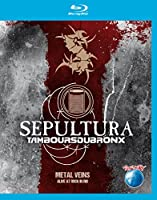 Sepultura: Metal Veins: Alive At Rock In Rio