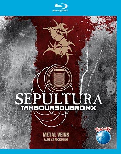 Sepultura & Les Tambours Du Bronx - Metal Veins: Alive At Rock In Rio