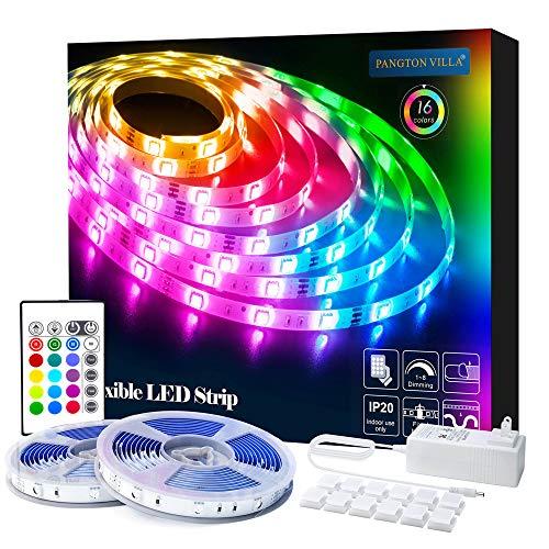 PANGTON VILLA LED Strip Lights 3...