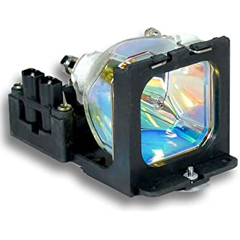 Supermait TLPLW14 TDP-T355 75016599 Replacement Projector Lamp Bulb with Housing for Toshiba TDP-TW355U