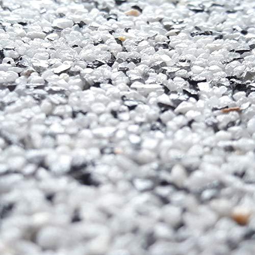 20kg Buntsteinputz Glitzerputz Spiegeleffekt Glitter Mosaikputz 1-2mm - Hergestellt in Bayern -
