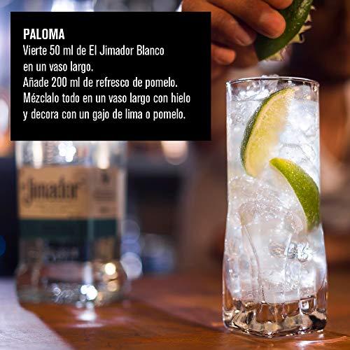 Tequila el Jimador Blanco 100% Agave - 4