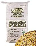 Coyote Creek Certified Organic Feed - Chick Starter - 20lbs