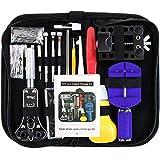 Vastar 147 PCS Watch Repair Kit Professional...