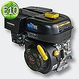 WilTec LIFAN 168 Motor de Gasolina 4,8 kW (6,5PS) Motor de 19,05mm para Karts